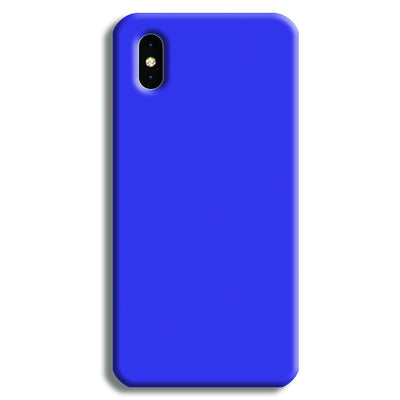 Voilet iPhone XS Case