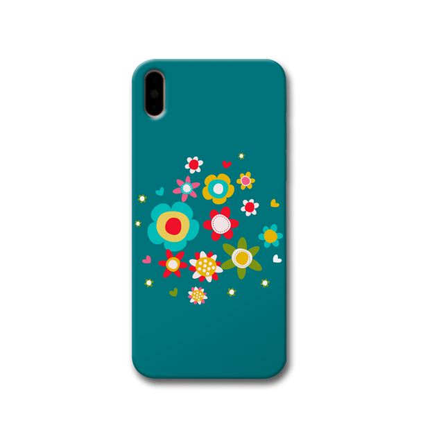 Blossom Apple iPhone X Case