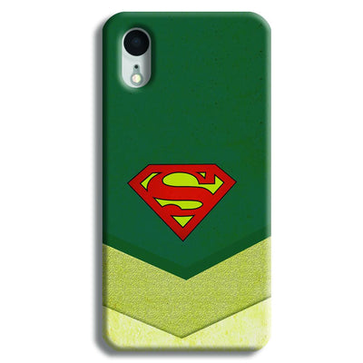 Super Girl iPhone XR Case