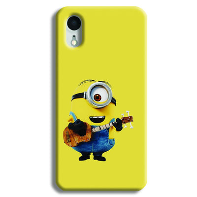 Minions iPhone XR Case