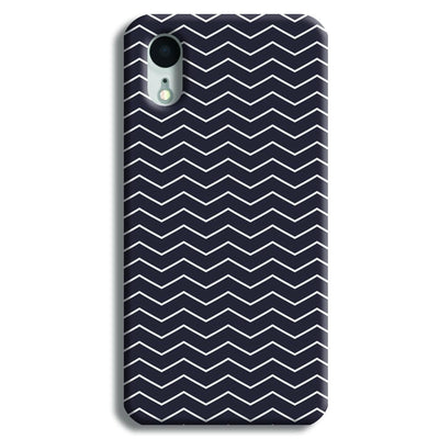 Chevron Pattern iPhone XR Case