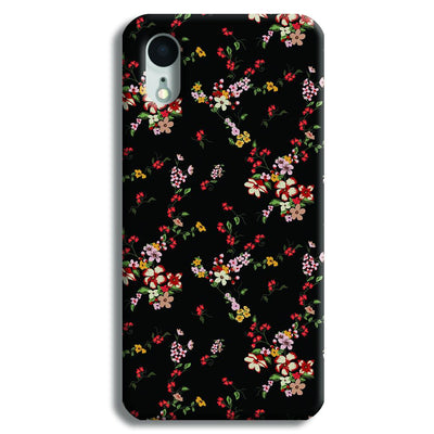 Fresh Flower iPhone XR Case