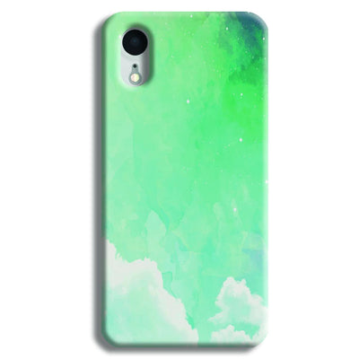 Blue Resonance  iPhone XR Case