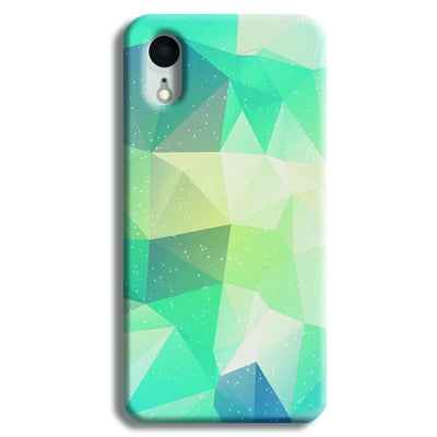 Tiles Mint iPhone XR Case
