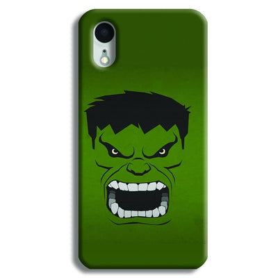 Hulk Power iPhone XR Case