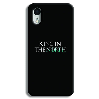 King in The NORTH iPhone XR Case