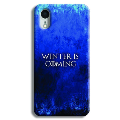 Winter is Coming iPhone XR Case