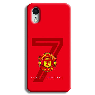 New No. 7 iPhone XR Case