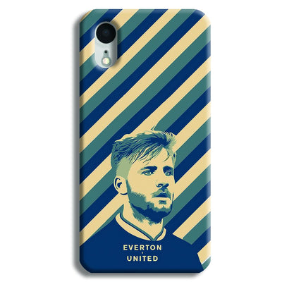 EVERTON UNITED iPhone XR Case