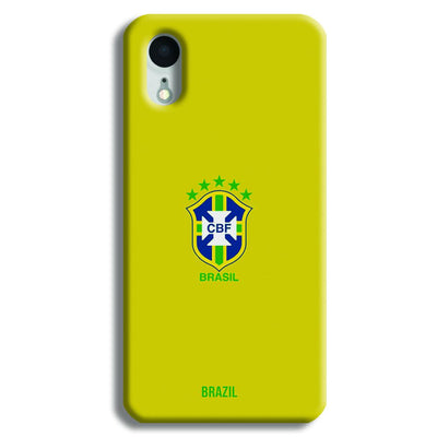 Brazil  iPhone XR Case