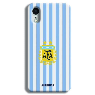 Argentina iPhone XR Case