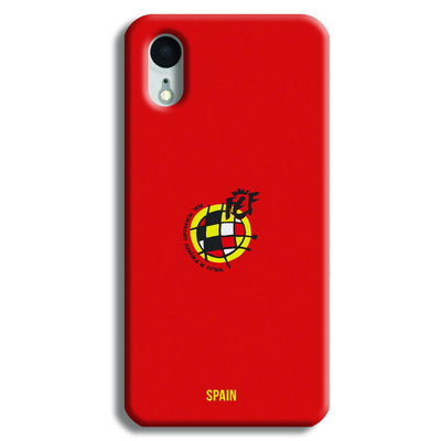 Spain iPhone XR Case