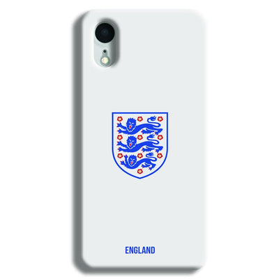 England iPhone XR Case