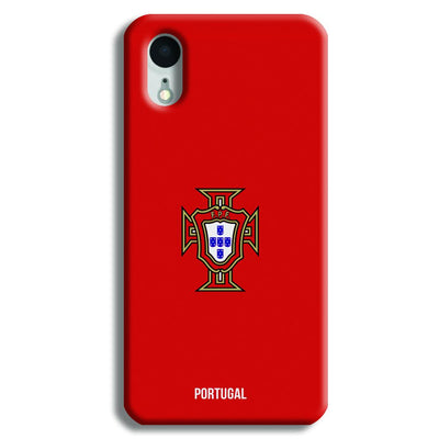 Portugal iPhone XR Case