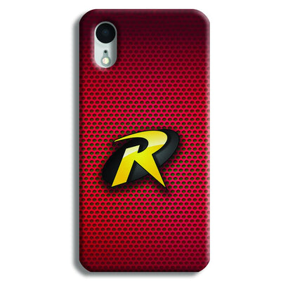 Robin Comix iPhone XR Case