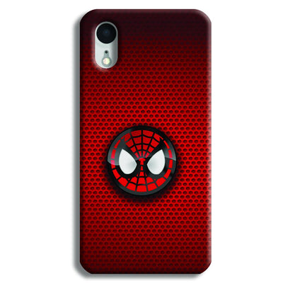 Spider Man Logo iPhone XR Case