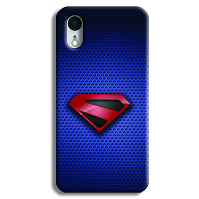 Superman Blue iPhone XR Case