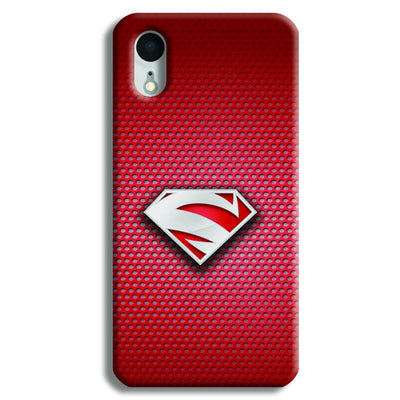 Superman Red iPhone XR Case