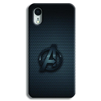 Avenger Grey iPhone XR Case