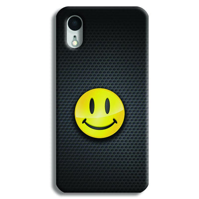 Smile iPhone XR Case