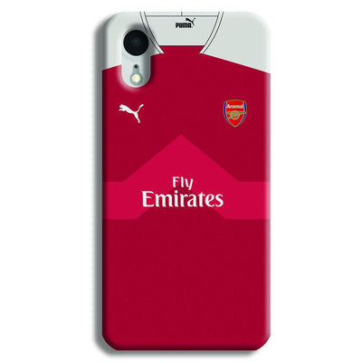 Arsenal F.C. Jersey iPhone XR Case