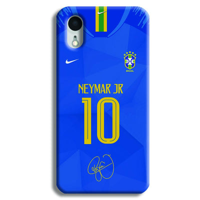 Neymar (Brazil) Jersey iPhone XR Case