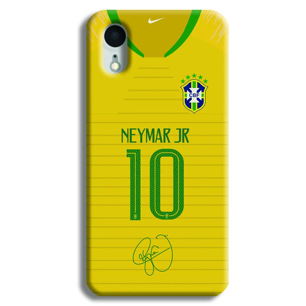 Neymar Jersey iPhone XR Case