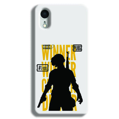 Pubg Winner Winner iPhone XR Case