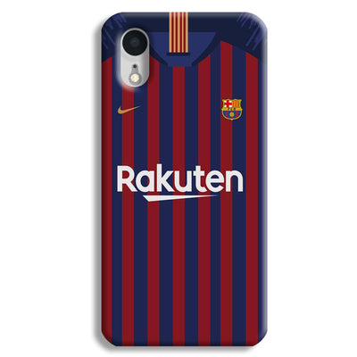 Barcelona Home iPhone XR Case