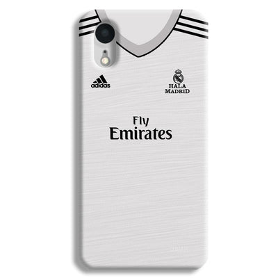 Real Madrid Home iPhone XR Case