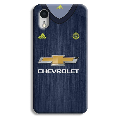 Manchester United Third iPhone XR Case
