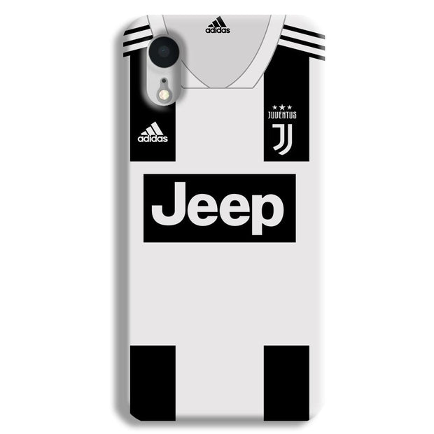 Juventus Home iPhone XR Case