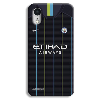 Manchester City Away iPhone XR Case