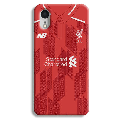 Liverpool Home iPhone XR Case
