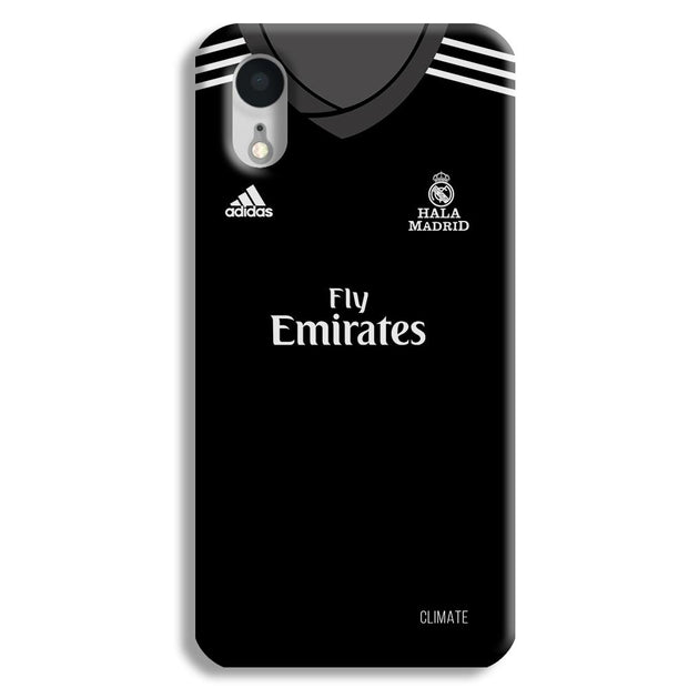 Real Madrid Away iPhone XR Case
