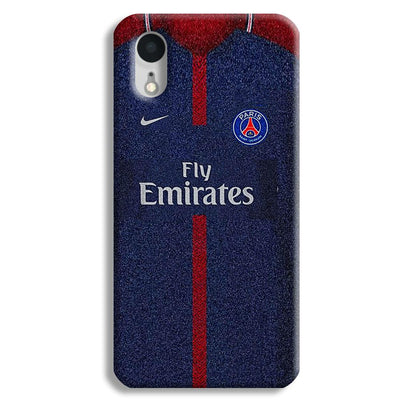 PSG Jersey iPhone XR Case