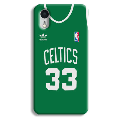 Celtics iPhone XR Case