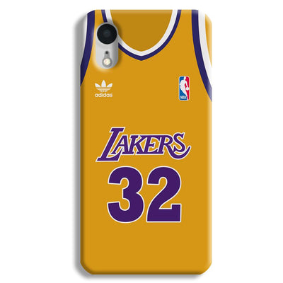 Lakers iPhone XR Case