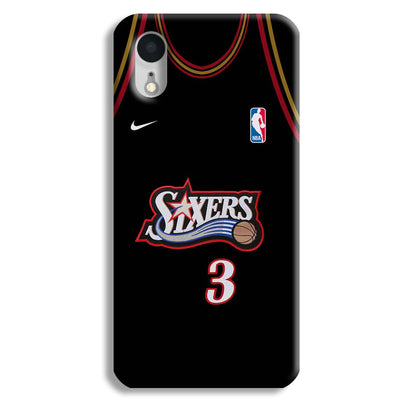 Sixers iPhone XR Case
