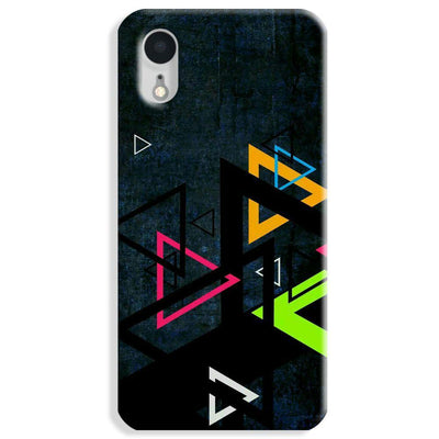 Triangular Pattern iPhone XR Case