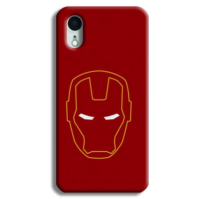 Iron Man iPhone XR Case