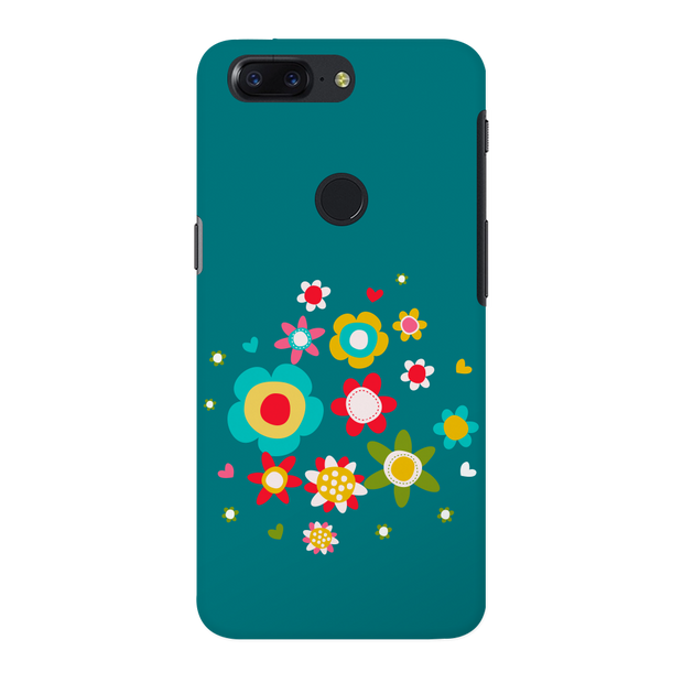 Blossom OnePlus 5T Case