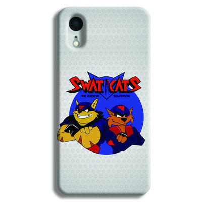 Swat Cats iPhone XR Case