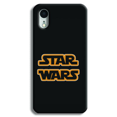 Star Wars iPhone XR Case