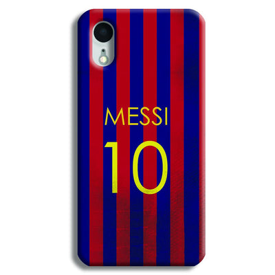 Messi iPhone XR Case