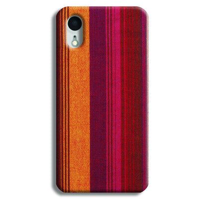 Bright Handloom iPhone XR Case