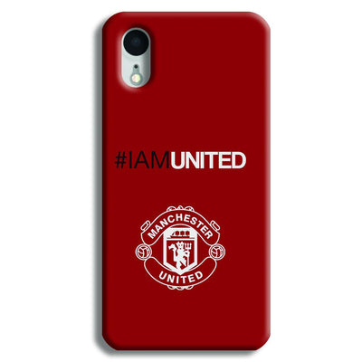 I Am United iPhone XR Case