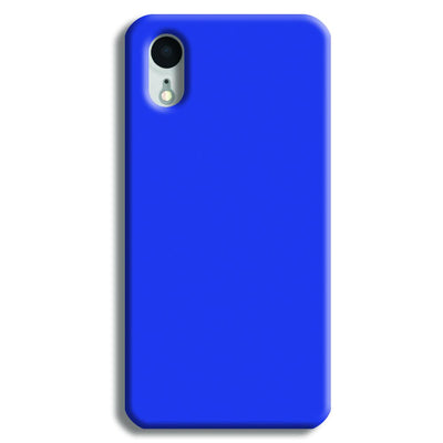 Dark Blue iPhone XR Case