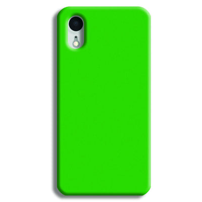 Dark Green iPhone XR Case