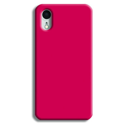 Shade of Pink iPhone XR Case